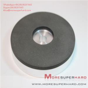 China 1A1 resin bond CBN abrasive disc processing tool steel Alisa@moresuperhard.com on sale