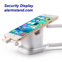 COMER Security alarm system ABS mobile phone display stand with alarm