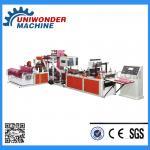 Buy cheap Fully Automatic Non-woven Fabrics Bag Making Machine product