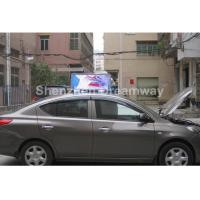 Quality PH6 Taxi LED Display, Automatic Brightness Control Cab Topper LED Display for sale