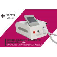 Buy cheap Multifunctional Beauty Equipment Q-Switched ND Yag Laser Machine For Tattoo Removal product
