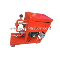 Quality Waste Lube Oil Recycling System, Lube Oil Vacuum Dehydration Machine, Fulids for sale