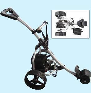 Buy cheap New Model Electric Golf Cart / Golf Trolley (QX-04-04D) product