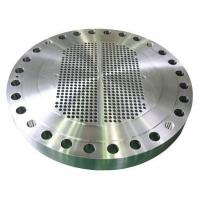Buy cheap Heavy Steel Plate Heat Exchanger Tube Sheet Stainless Steel S201 202 301 product