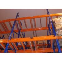 Quality Push Back Pallet Rack Systems for sale