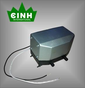 China Industrial Aluminium Electric AC Mini Air Compressor With Duckbill Valves 30KPA 15L/M on sale