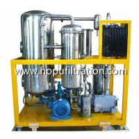 Buy cheap Hydraulic Oil Flushing System, Compressor oil filtration equipment,Vacuum Gear Oil Dehydration Degasification Purifier product