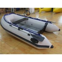 Buy cheap 3m Hard Bottom Kids PVC Inflatable Boat Inflatable Pool Boat High Safety Performance product