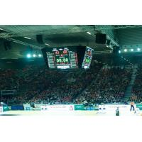 Buy cheap 6mm Pixel Pitch Large Stadium Led Display HD For Live Broadcast product