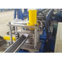 Buy cheap 11kw Power Door Frame Roll Forming Machine / Bending Making Machine product