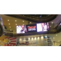 China 360 degree indoor P5 curved LED display with low energy consumption, shopping mall LED display on sale