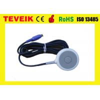 China TOCO Fetal Transducer / Doppler Ultrasound Transducer For Bistos Patient Monitor on sale