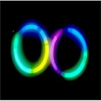 Buy cheap Glow three color earring product