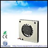 Buy cheap Mini Blower CPU Cooling Fan 30 X 30 X 4.5 Mm Dc 3.3V - 5V For Laptop Mask Razor from wholesalers