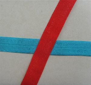 China Jacquard Foldover Elastic Tape on sale