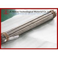 CO 10% 310 mm Tungsten Carbide Rod with 0.6 Micron TC Phase , 14.37 g / cm3 Density