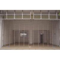Buy cheap Public Places / Houses Security Shutter Doors , Sturdy Durable Metal Roller Shutter product