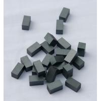 Buy cheap High Effiency Permanent Barium Ferrite Magnets Block For Industrial , Motors , Toys product