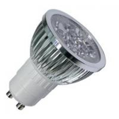 Buy cheap 50000/Month USD 2.8/PCS Epistar 4*1W Spotlight LED GU10 product