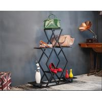 China Height Adjustable Shop Display Shelving With Eye Catching Design Vertical Type on sale
