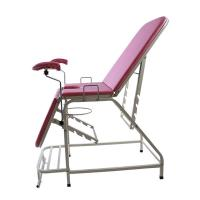 Buy cheap Portable stainless steel folding gynecological examination table for sale product