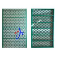 China Oil Drilling Fluids Kemtron Shaker Screen / Metal Sieve Mesh For Solids Control System on sale