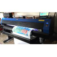 China Automatic roll large format multi color CMYK flex fabric wall inkjet printer on sale