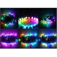 Buy cheap 12mm 9mm 5V Fullcolor Pixels led light 2811/1903IC colorcharging dot light for advertising signs product