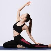 Buy cheap 2019 Women's New Latest Design High Quality Elastic GYM Yoga Sets product
