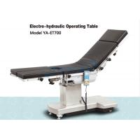 Buy cheap Electro Hydraulic Surgical Operating Table Suitable For C -Arm And X-Ray from wholesalers