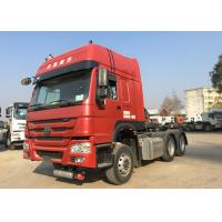 Buy cheap Three Axles Sinotruk Tractor Truck, 50 Ton Mini Prime MoverFor Logistics product