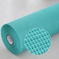 China Different color high tensile strength Alkali Resistant Fiberglass Mesh with ETAG004 certificate on sale