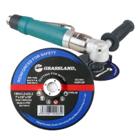 Buy cheap Cutting 7 Inch 180 Mm X 3 Mm Angle Grinder Discs For Metal product