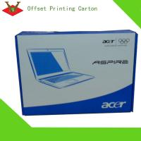 Buy cheap Sturdy decorative paper printed electronic product package boxes product