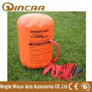 Buy cheap Inflatable Air Jack / Exhaust Air Jack / Car Air Jack 4.2T 1000D PVC product