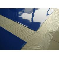 Buy cheap Middle Tear Resistant Silicone Membrane , Silicone  Sheet for Glass Vacuum Laminator product
