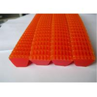 Buy cheap OEM Custom-made C-22 Type PU Integrated Super Grip Belt with Top corrugated product