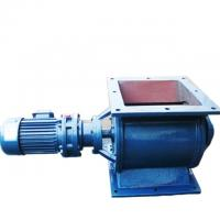 Buy cheap YJD 18 Rotary Airlock Valve Stainless Steel Or Cast Iron Rotary Airlock Feeder from wholesalers