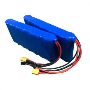 Buy cheap 24V 4Ah Electric Scooter Battery CC CV 3C Discharge Rechargeable product