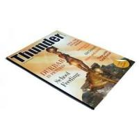 Buy cheap High quality softcover binding digital magazine poster book pad printing service product