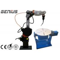China H Type Welding Positioner Turntable Double Station Single Axis Pneumatically Fixture on sale