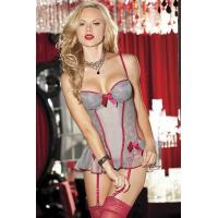 Buy cheap Sexy Lingerie Wholesale Forever Yours Lace Lingerie Sexy Babydoll Lingerie Chemises wholesale from manufacturer product