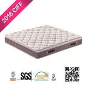 China Comfort Bedroom Furniture High Elastic Sponge And Pocket CoilSpring Mattress   Meimeifu Mattress on sale