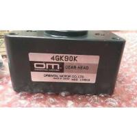 China NORITSU minilab ORIENTAL MOTOR GEAR HEAD 4GK90K on sale