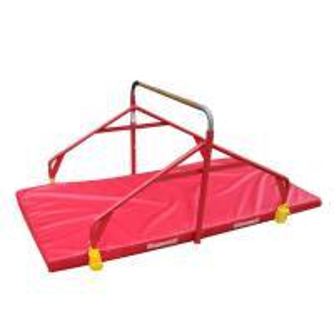 Buy cheap 80-120CM Height Kids Gymnastics Horizontal Bar Safe For School Training product