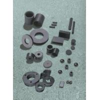 Buy cheap Custom Design Ferrite Super Strong permanent Magnets Material Grade YS25, YS33H, YS30 product