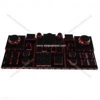 Buy cheap acrylic jewelry display showcase with props product