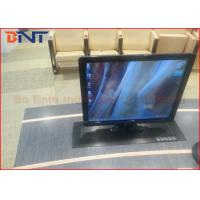Buy cheap Carbon Steel Meeting LCD Motorized Lift Mechanism For 19 - 22 Inch Monitor product