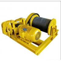 Buy cheap Hot Selling JM Series Slow Lifting Speed Electric Wire Rope Winch product