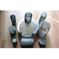 Buy cheap SUS 304 Stainless Steel Decorative Perforated Metal Mesh Tube , 20M Length from Wholesalers